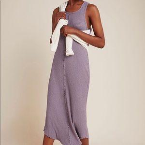 Anthropologie Ribbed Dress